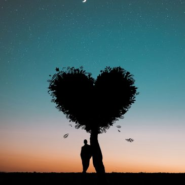 'The One' – a poem for Valentine's Day